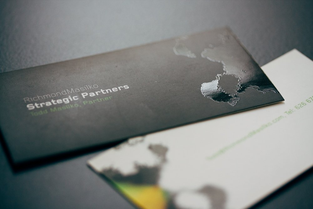 What to Avoid in Business Card Design