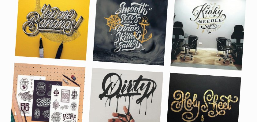 Typography Design: 5 Must follow Instagram accounts