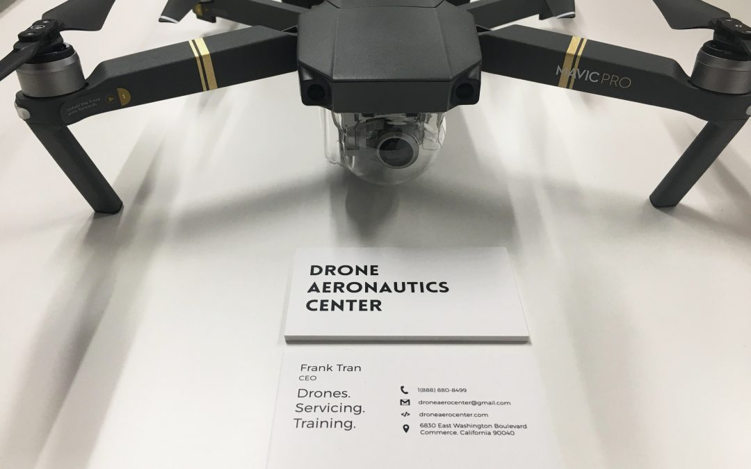 Drone Flight School: Drone Aeronautics Center
