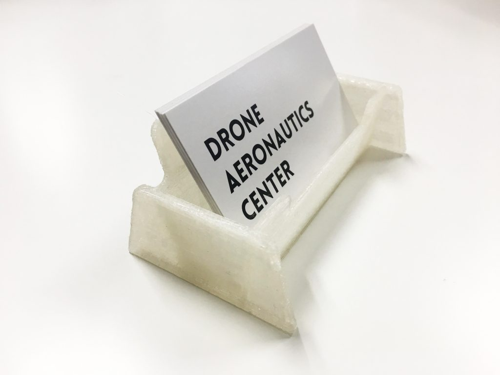 Drone Aeronautics Center Business Cards